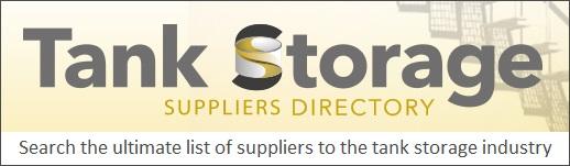 Tank Storage Supplier Directory - Source, build & maintain